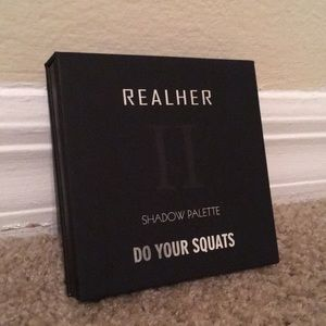 New!! Realher Do Your Squats Eyeshadow Palette!